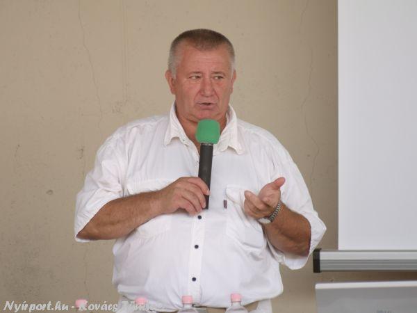 Interjú Vajda Péterrel a besztereci Phylazonit Kft. ügyvezetőjével