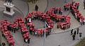 Éghajlatvédelem - élő üzenet Nyíregyházán!
