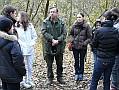 Orosz fiatalok ismerkedtek a magyar vadászati hagyományokkal