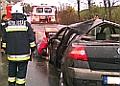 Tiszavasvári - Karcolásokkal megúszta a súlyos balesetet