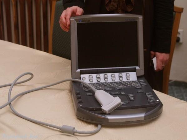 Pajzsmirigy UH készülék a cukorbetegség megelőzésére Nyíregyházán