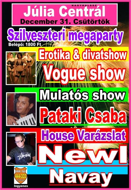Szilveszter Szabolcs-Szatmár-Bereg megyében