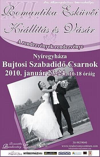 Romantika Esküvői Kiállítás és Vásár