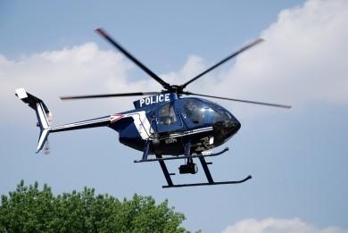 Tiszabecs - Helikopter, hőkamera és nyomkövető kutya segítségével fogtak el 13 határsértőt
