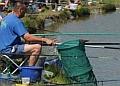 Horgászverseny az M3 Archeoparkban