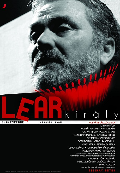 Móricz Zsigmond Színház - Nyíregyháza - Lear király