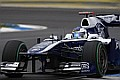 Parádés csatát nyert Rubens Barrichello korábbi csapattársa, Michael Schumacher ellen