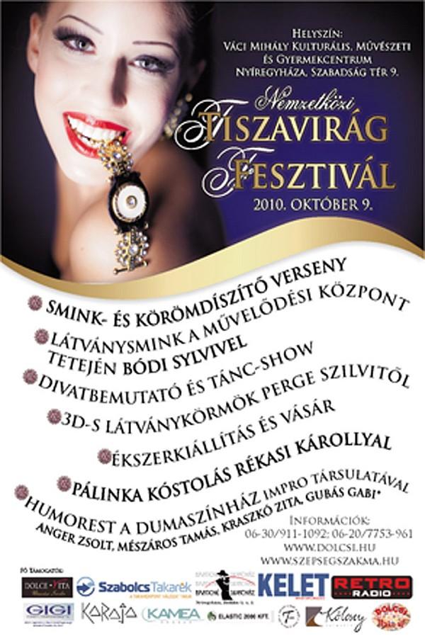 Nemzetközi Tiszavirág Fesztivál Nyíregyházán