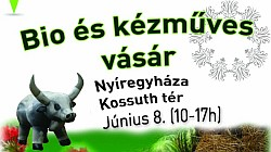 Környezetvédelmi Világnap és Biovásár
