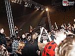"""2012. március 9-én a Buszacsában adott koncertet a Csakazértis, a Road, a  Depresszió (aki az új Vízválasztó lemezéről is ízelítőt adott), valamint az Alvin és a mókusok nyíregyházi punkformáció.A rendezvény után """"rock-disco"""" és """"afterparty"""" volt a bandákkal, a sportcsarnok oldalában lévő Y2K-ban."""