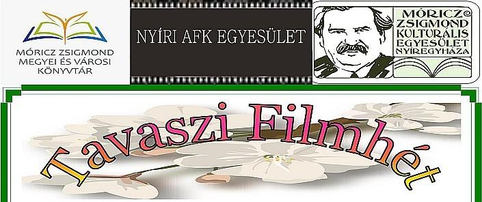 Tavaszi Filmhét - ingyenes vetítések Nyíregyházán