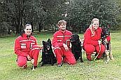 Nyíregyházi sikerek nemzetközi mentőkutyás versenyen