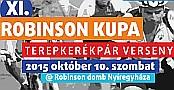 XI. Robinson Kupa 2015