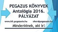 Pegazus Könyvek Antológia 2016