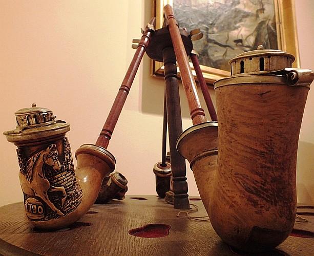 Pipakiállítás a Jósa András Múzeumban