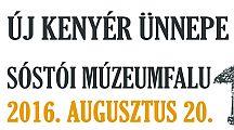Új kenyér ünnepe a Sóstói Múzeumfaluban
