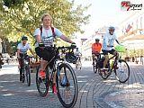 Nemzetközi kerékpártúra indult Nyíregyházáról