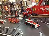 LEGO kiállítás a Korzóban