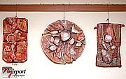 Lajtos Éva textilművész kiállítása
