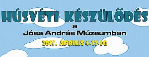 Húsvéti készülődés a Jósa András Múzeumban