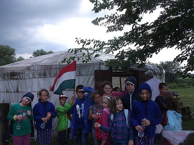 Nyaralni jó - a Magyar Vidék Nemzeti Expedíció nyári tábora