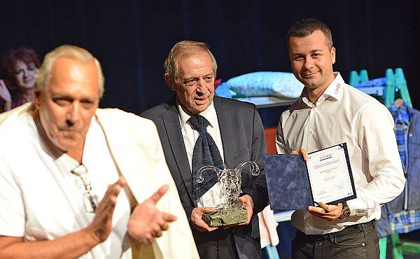 Jordán Tamást Életmű-díjjal jutalmazta a VIDOR zsűrije