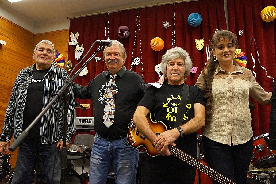 Dupla rock koncert a Városmajori Művelődési Házban