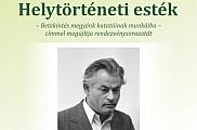 Helytörténeti esték a Móricz Zsigmond Könyvtárban