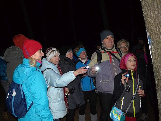Bevisszük a hölgyeket az erdőbe - Nőnapi túra a Zöldkeróval